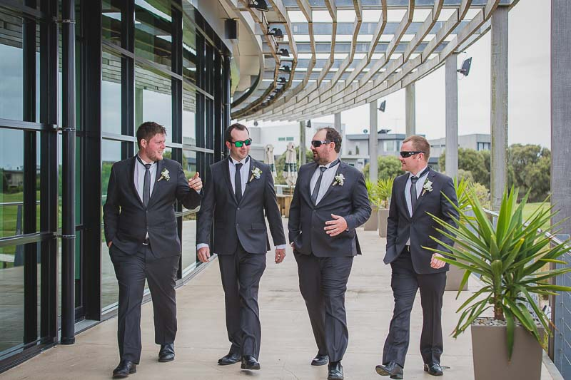 Wedding Photography at The Sands Torquay