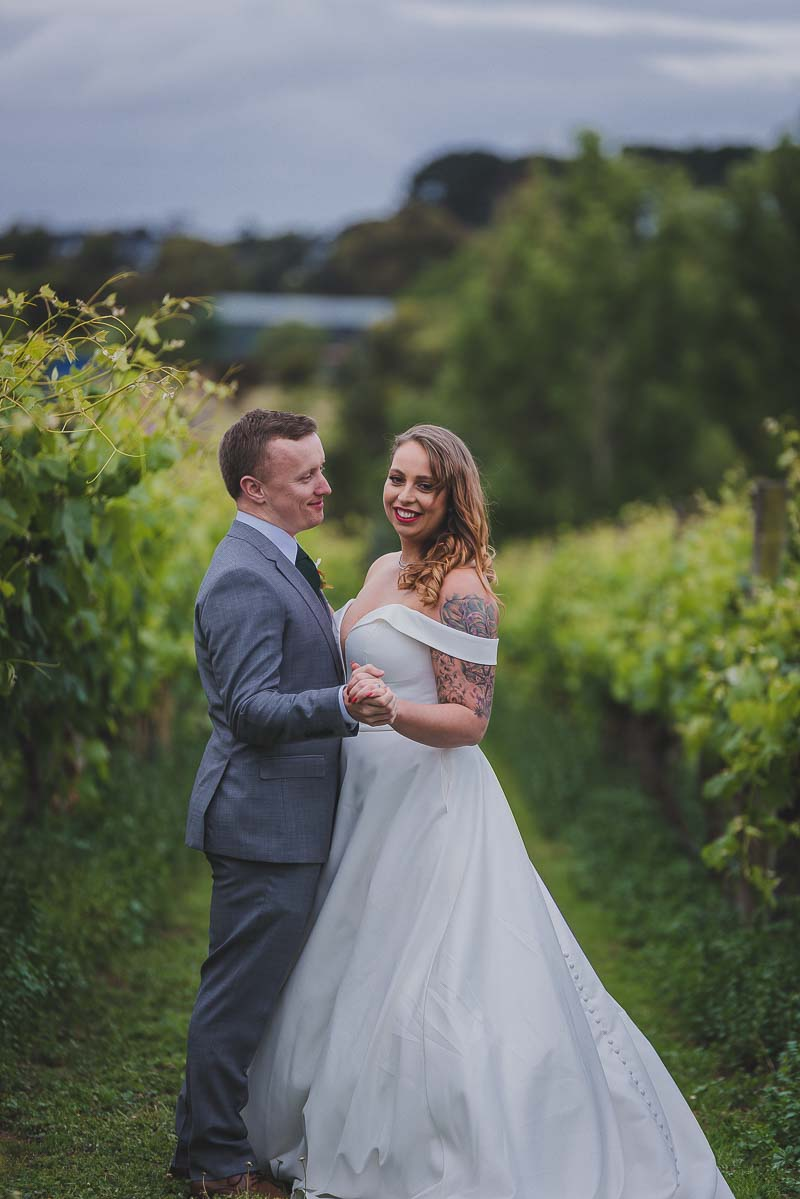 Flying Brick Cider House wedding photographer