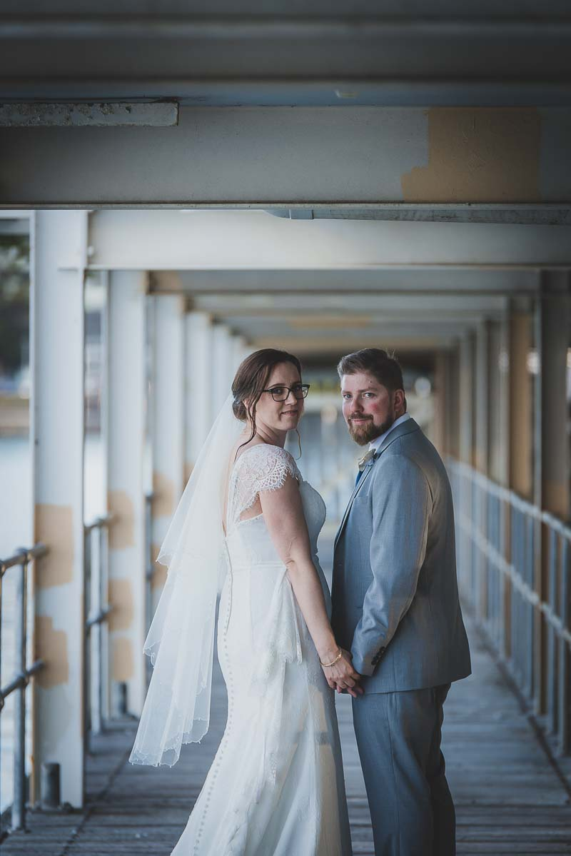 A Geelong Wedding at The Pier