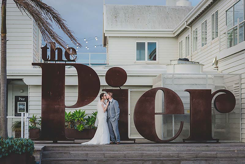The Pier Geelong Wedding Photography