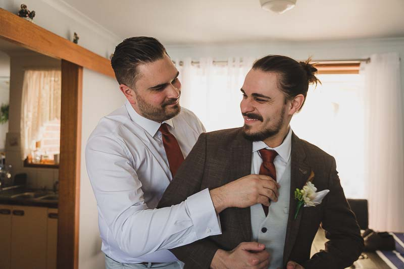Poet's Lane Sherbrooke Wedding Photography
